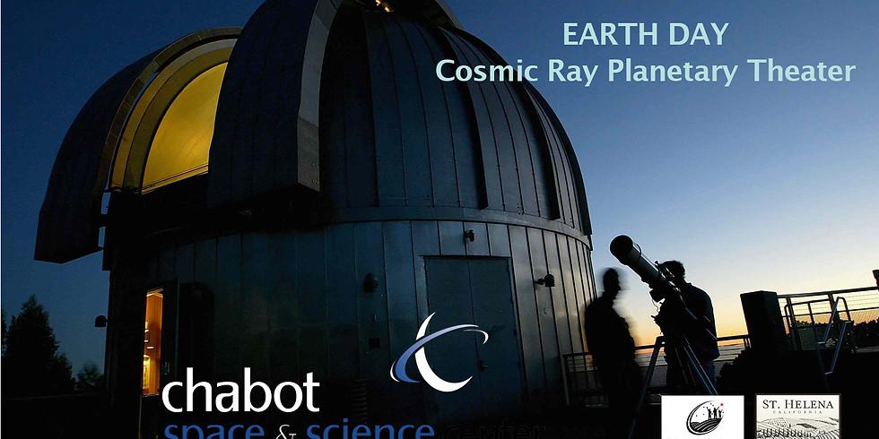 Cosmic Ray Planetary Theater