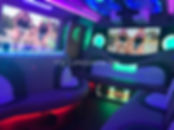 Party bus rental in chicago
