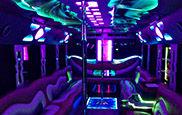 party bus chicago, limo bus, chicago limo bus, party bus rental