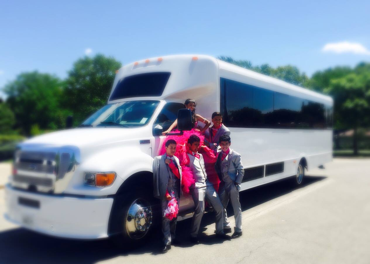 CHICAGO PARTY BUS SERVICES