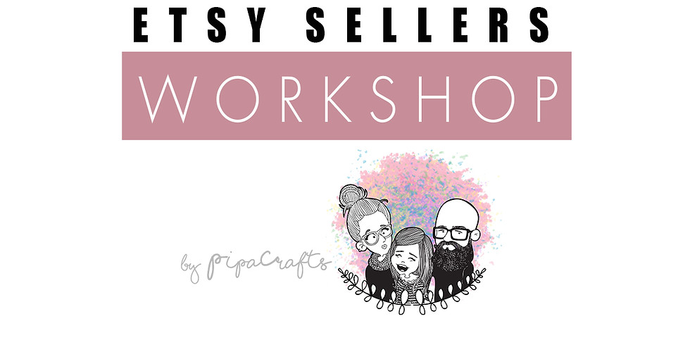 ACCESS to all 3 FREE Workshop For Etsy Sellers Videos: Etsy Listings, SEO & Photography
