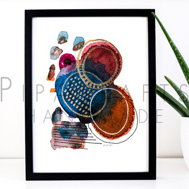 abstract-circles-purple-blue-brown-mocku