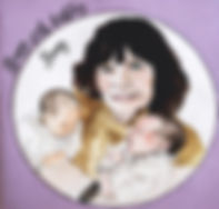 Family Portrait Cards
