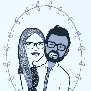 Digital Illustration_Couple