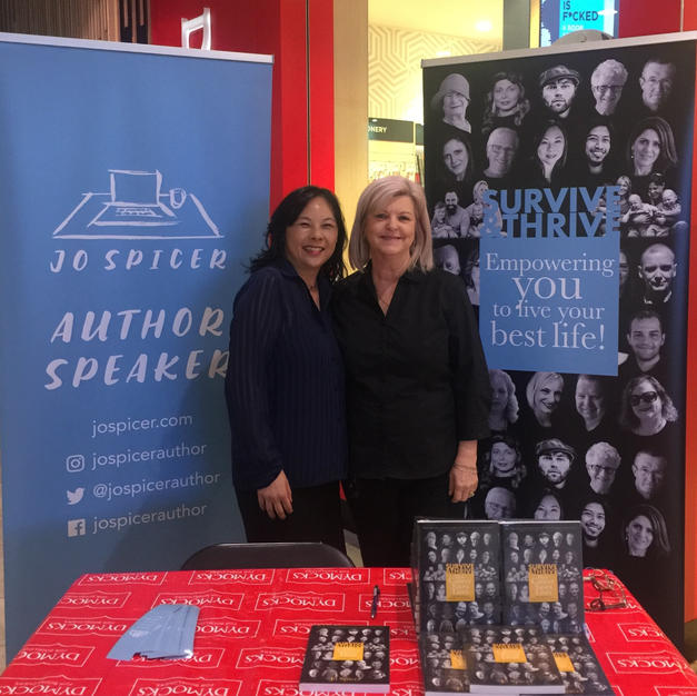 Dymocks Book Signing