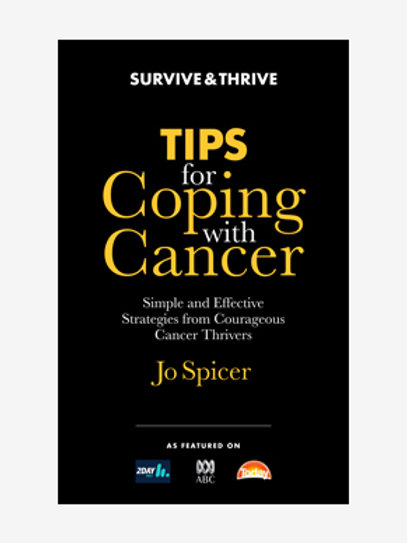Tips for Coping with Cancer