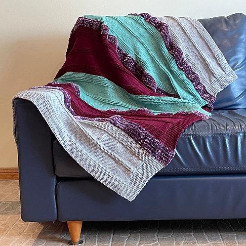 Winter Dream Throw Blanket