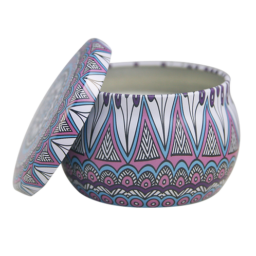 Aztec Lavender Scented Candle