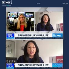 Ticker TV Interview