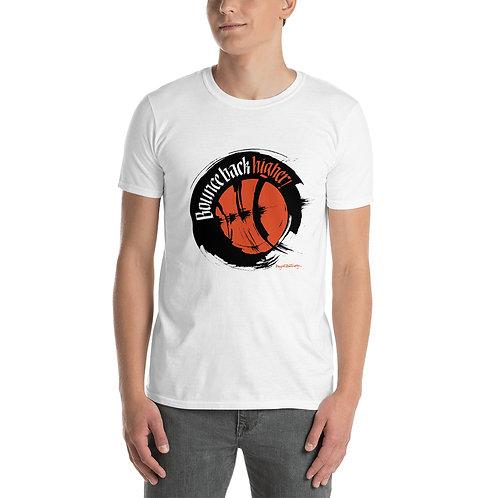 Bounce Back Basketball Short-Sleeve Unisex T-Shirt