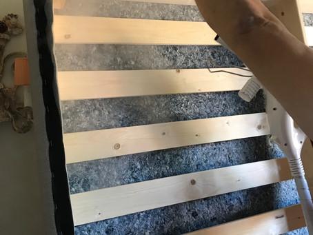 Traitement vapeur contre les punaises de lit à Antibes.