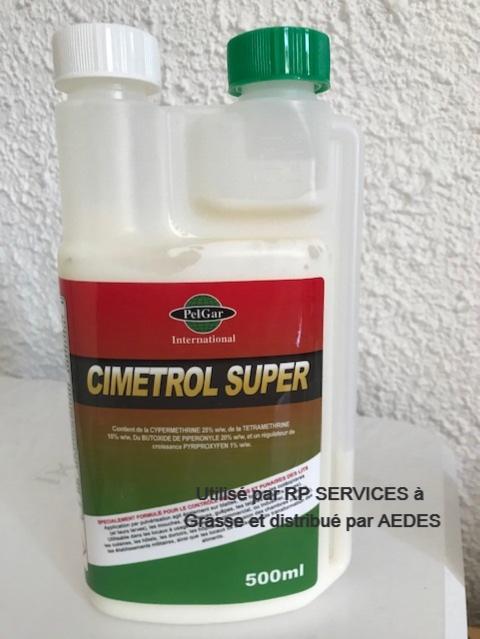 insecticide contre les punaises de lit C