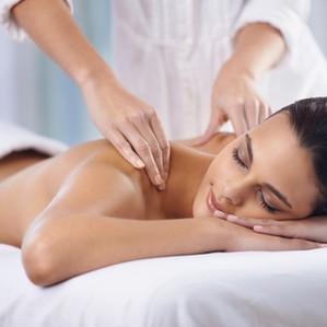 Déroulement d'une séance de massage