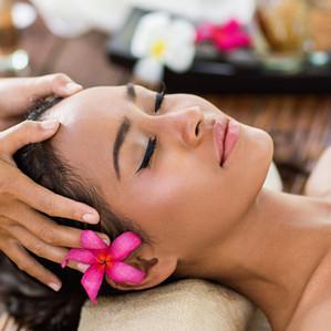 Nouveau, le massage à l'huile de chanvre pour une relaxation totale...