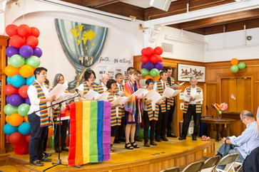 Pride Service