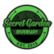 Secret Garden Dispensary Logo 2019