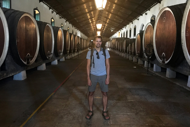 A winery