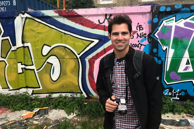 Off in search of Christiania, Copenhagen's (semi)lawless freetown. We followed the graffiti.