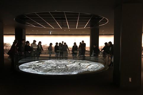 Inside the Hiroshima Peace Memorial Museum