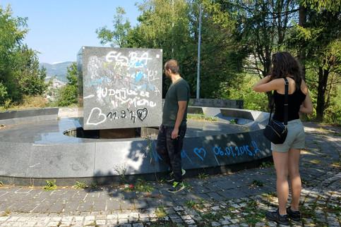 Visiting Vraca Memorial Park