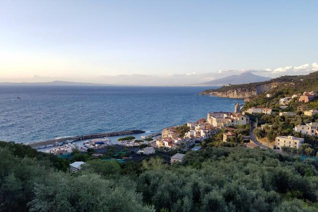 Back near Sorrento