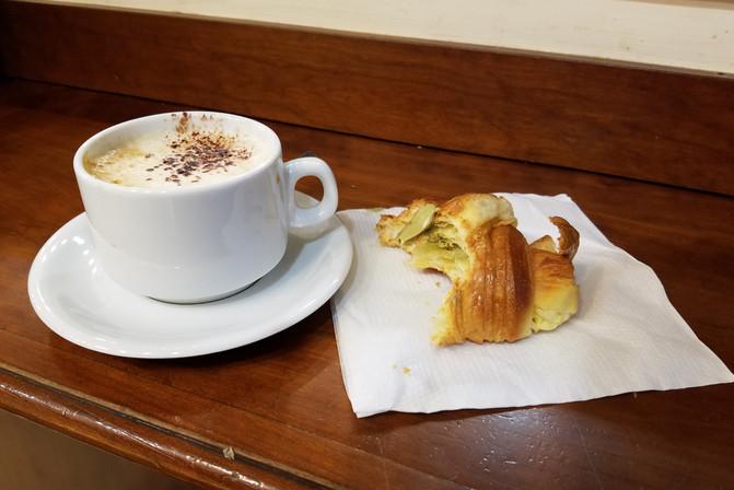 Colazione (breakfast)