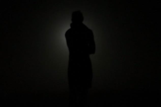 Brandon in the moonlight