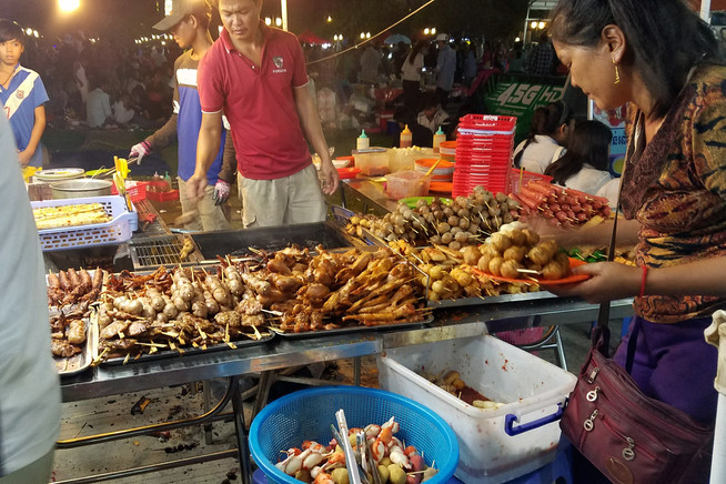 So many stick foods!