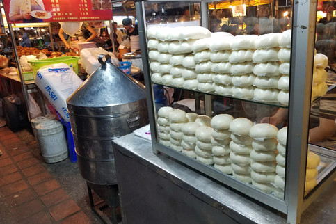 Steamed buns for sale