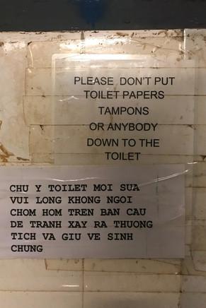 My favorite bathroom sign