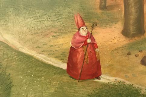 Fernando Botero, I think.