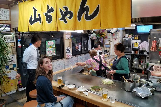 More okonomiyaki