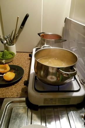 Marcella Hazan's spaghetti sauce recipe