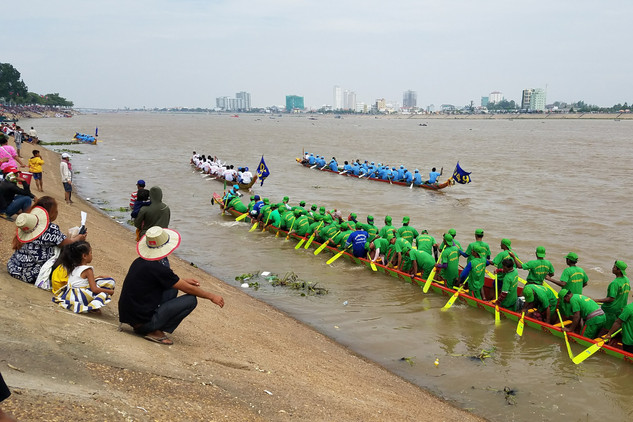 The boat races