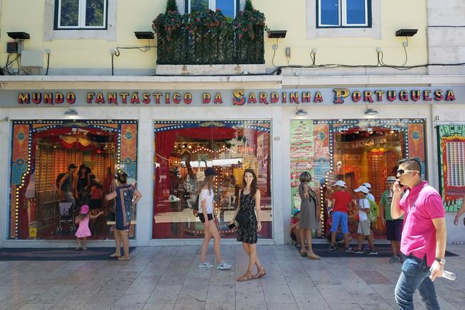"""The Fantastic World of Portuguese Sardines"""
