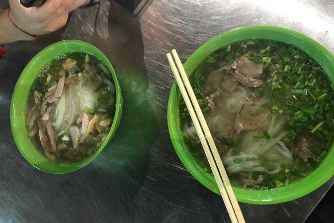 $1 bowls of pho