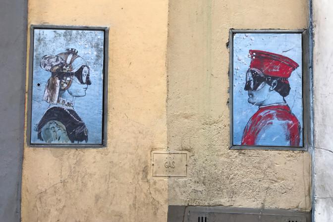 Florentine street art
