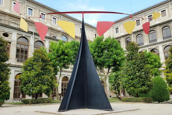 Calder at the Reina Sofia
