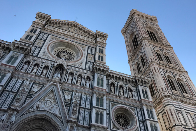 Santa Maria del Fiore again