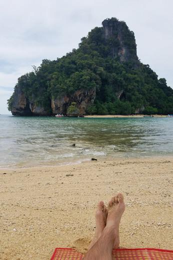 A quick beach stop