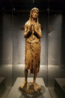 Mary Magdalene, by Donatello