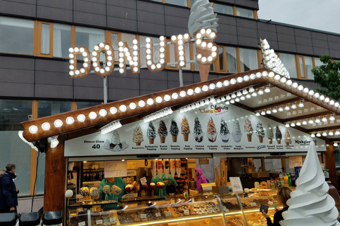 Donut snack