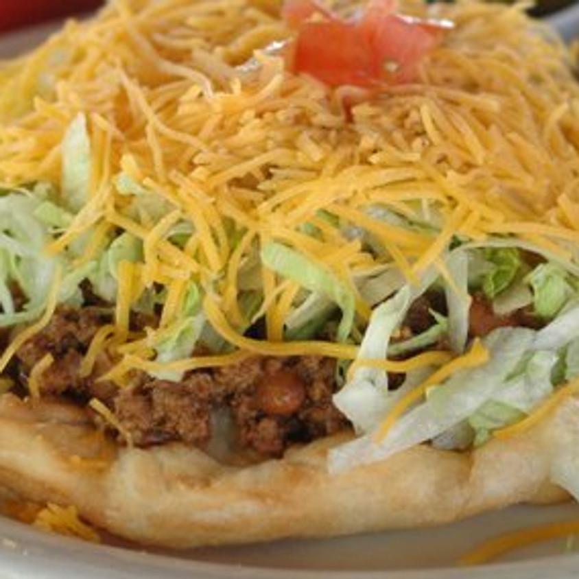 Indian Taco Sale