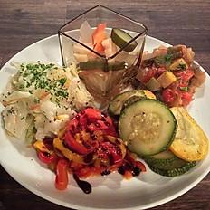 野菜惣菜盛合わせ3種