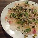 鮮魚のカルパッチョ/Carpaccio