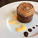 ヘーゼルナッツとレモン・チョコレートのムース / Gâteau au chocolat et aux noisettes