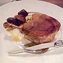 シャラン産鴨モモ肉のコンフィ