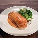 魚のパイ包み焼き/Poissons en croute