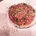 蝦夷鹿のタルタルステーキ / Steak tartare de cref