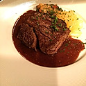 国産牛ヒレのステーキ